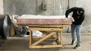 Intenta el reciclaje de colchones