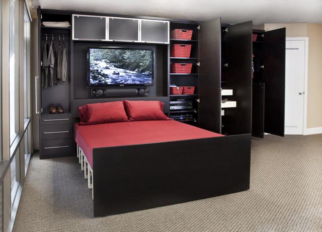 cuarto con closet